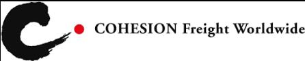 Logo_COHESION Freight Worldwide